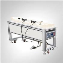 Automotive spoiler ultrasonic welder